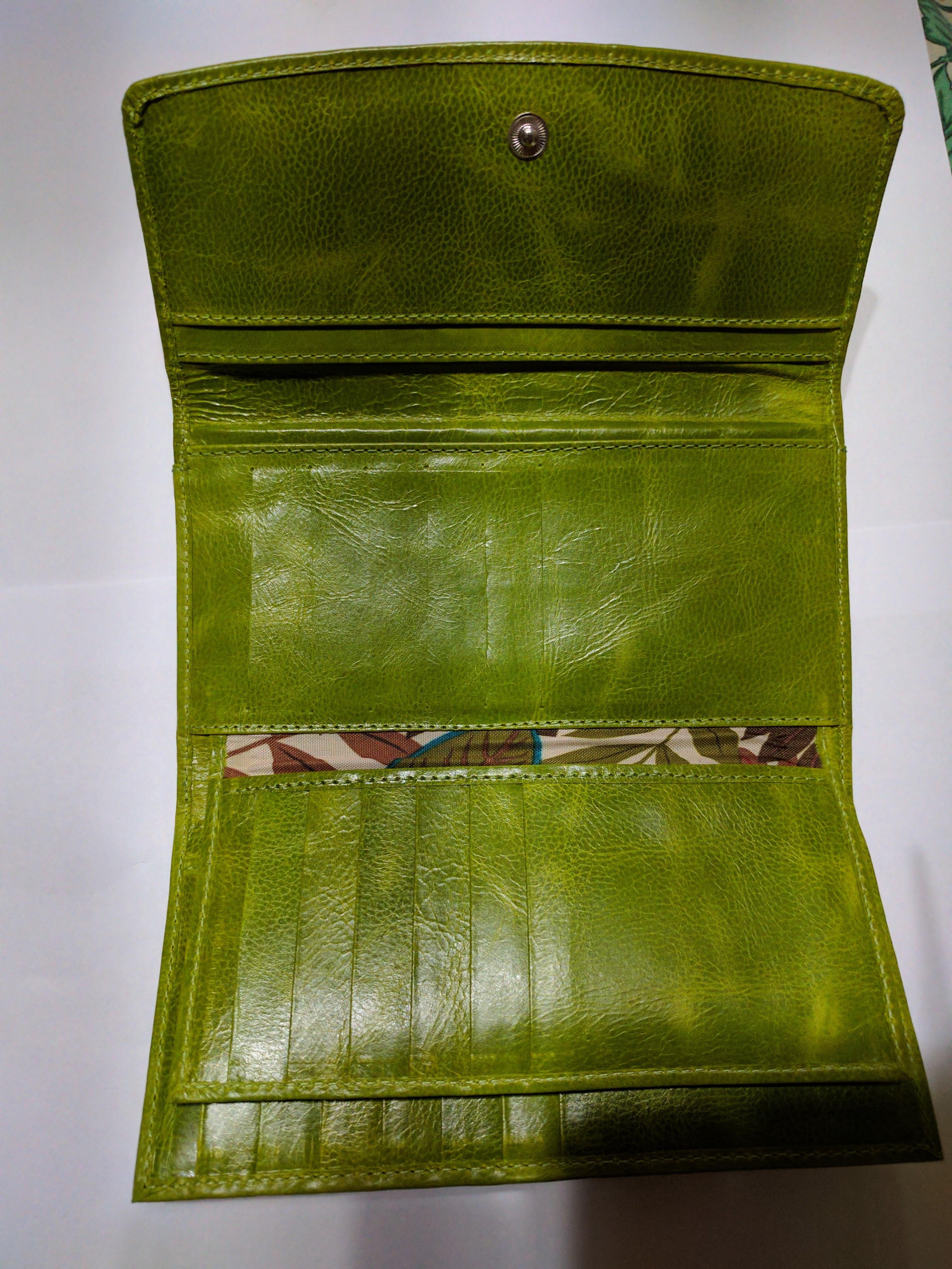 ladies leather money purse etnolatino